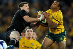 The Wallabies are playing the champs of world rugby. Bring on Quade!