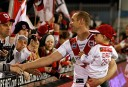 True colours: Have the Dragons got fair-weather fans?