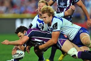 Canterbury Bulldogs vs Melbourne Storm: NRL live scores, blog