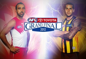 AFL Grand Final 2012 live scores, blog: Hawthorn vs Sydney