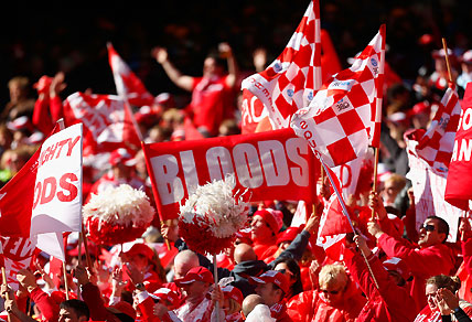 AFL Grand Final 2012 - Full-time result: Sydney 91-81 Hawthorn | The