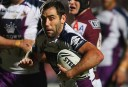 Cameron Smith re-signs with Melbourne Storm