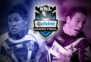 NRL Grand Final 2012: Canterbury Bulldogs vs Melbourne Storm live scores