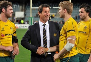Positive Wallabies aren't making themselves underdogs – great!