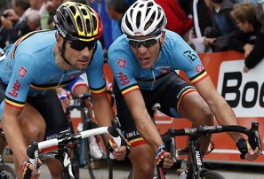 Is Gilbert suffering from the curse of the Rainbow jersey?