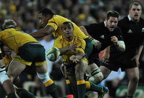 Fast ball the key to beating Springboks