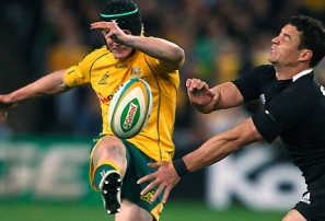 Wallabies, All Blacks, and the use of the boot