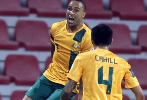 From disaster to delight: Socceroos snatch vital win