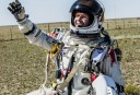 Felix returns to Earth safely and with two new world records