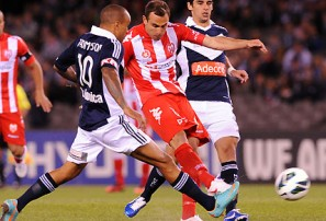 DERBY: Melbourne Heart vs Melbourne Victory – A-League live scores, blog