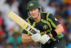 Three options for Shane Watson
