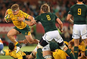 SPIRO: Boks aren't pretty but will be pretty hard for the Wallabies