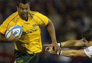Kurtley Beale says league in his future