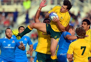 Wallabies' marathon season nearly over