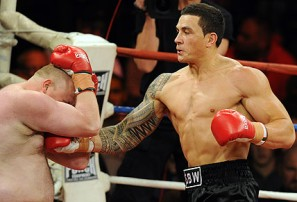 SPIRO: SBW is really chasing world title boxing glory