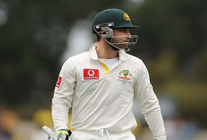 Leave Hughes out of the Ashes