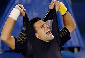 Novak Djokovic vs Denis Istomin: 2014 Australian Open live scores, blog