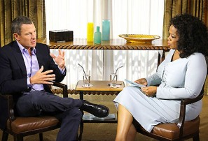 SPIRO: Oprah and Lance get the feel-good interview they wanted
