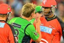 Finally, some passion in the Big Bash