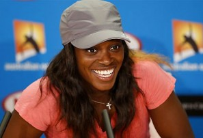 A warm welcome to the Sloane Ranger, new jewel in womens' tennis tiara