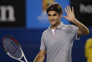 Federer the champion rises and rises again