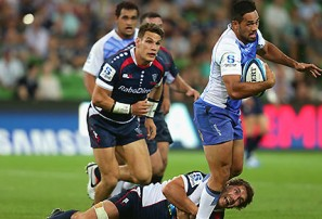 SPIRO: Rebels and Brumbies lift for 2013 Super Rugby openers