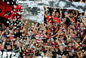 Time for A-League supporters to take responsibility