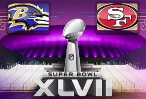 Super Bowl XLVII 2013: Baltimore Ravens vs San Francisco 49ers live scores, blog