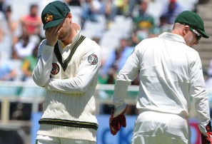 From bad to worse for Australia at Lord's