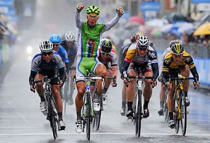 Superb Sagan sends a message at Gent-Wevelgem