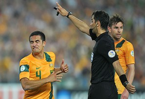 Socceroos draw 2-2 with Oman, save 2014 World Cup campaign