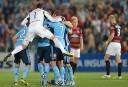 [VIDEO] Western Sydney Wanderers vs Sydney FC: Sydney Derby highlights, scores, blog