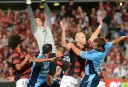 [VIDEO] Sydney FC vs Western Sydney Wanderers highlights: A-League live scores, blog