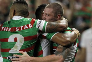 Souths steal Roosters' thunder