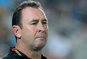 Ricky Stuart quits Eels to join Canberra Raiders in 2014