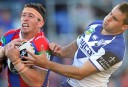 Newcastle Knights vs Canterbury Bulldogs Highlights: NRL live scores, blog