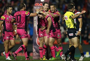 STEVE TURNER: Penrith can be the dark horse of 2013
