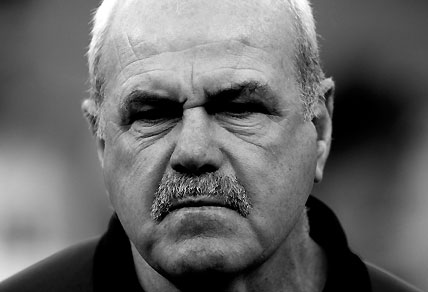 Leigh Matthews Brisbane Coach Leigh Matthews Photo Michael Willson