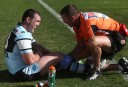 Cronulla Sharks fighting a war they can't win