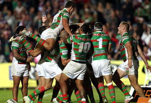 Rabbitohs, Roosters headed for grand final showdown?