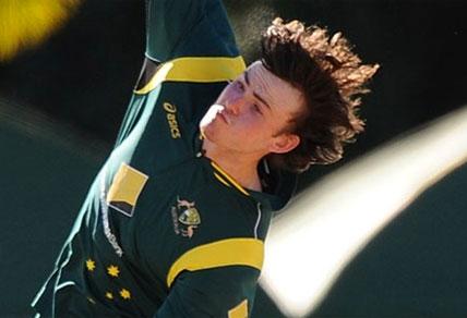 Cricketer Ashton Turner