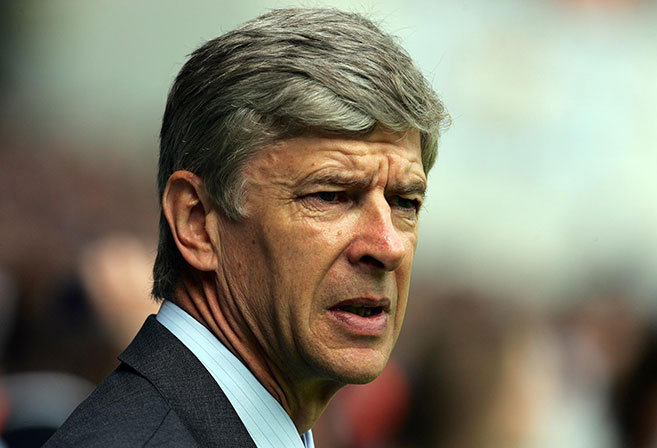 Arsene Wenger is again under pressure to deliver.