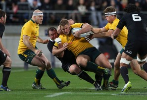 Why the Wallabies struggle with the 'choke tackle'