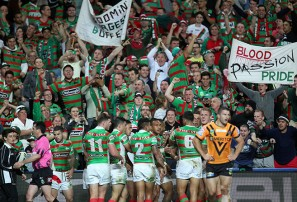 Rabbitohs, Roosters: Electorate football foes
