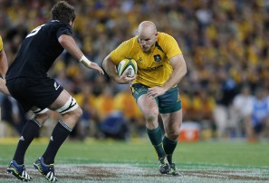 Stephen Moore appointed Wallabies captain for 2015