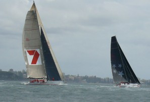 Wild Oats XI on track for Sydney to Hobart record