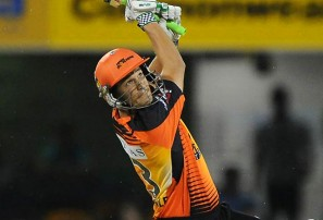 Perth Scorchers v Sydney Thunder: Big Bash League live scores and blog