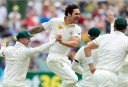 HENRY: Life's a Mitch right now for the English batsmen