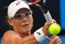 How about everyone gives Sam Stosur a break?