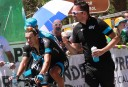 Misfortune strikes Richie Porte as breakaway stage major coup on Stage 10